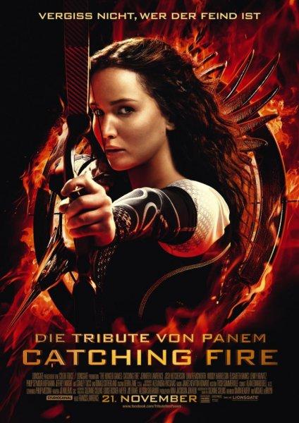 Die Tribute von Panem - Catching Fire  - O2 More Kino 2für1