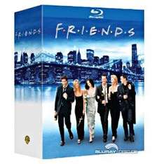 [Ebay.co.uk] [ZavviOutlet] [BluRay] Friends - Die komplette Serie (mit .de Ton) für 74,10€