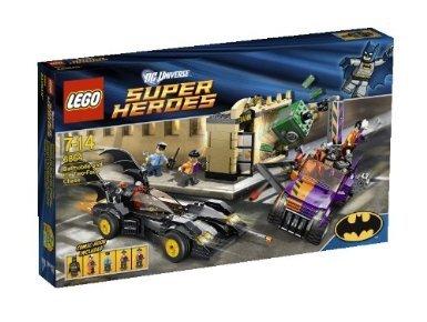 [LOKAL] LEGO® Super Heroes Batmobile und die Two-Face Verfolgung für nur 29 € Karstadt Frankfurt/Main