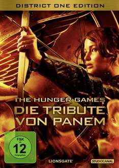[Samsung Video Hub] Tribute von Panem - The Hunger Games leihen (48h/30d)
