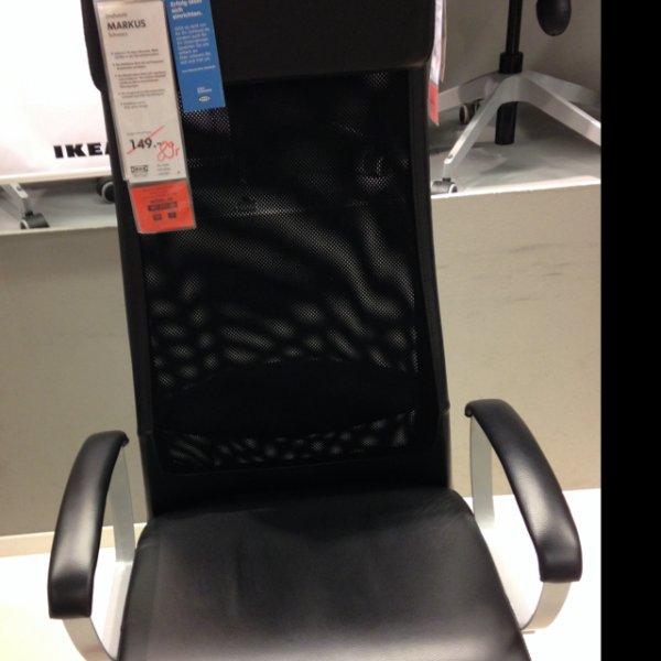 Bürostuhl Markus Ikea Dortmund (lokal) 89€ anstatt 149€