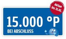 Vattenfall 15.000 Payback Punkte = 150 Euro