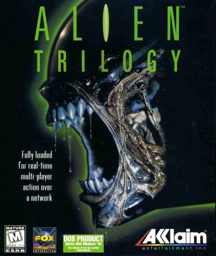 Alien Trilogy (DOSBOX)