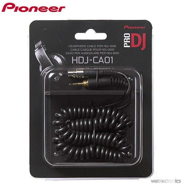 PIONEER HDJ-CA01 Ersatzkabel für HDJ-2000 Kopfhörer für 34,95 EURO inkl. Versand aus NL