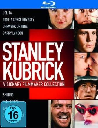 [AMAZON] Stanley Kubrick Collection [Blu-ray] (7 Filme) für nur 26,97 Euro inkl. Versand