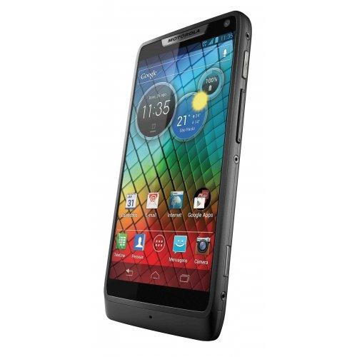 """Motorola RAZR i , 4,3"""" Android-Smartphone in schwarz oder weiß, Neuware @ ebay.de"""