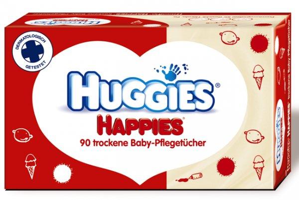 Huggies Happies bei Müller