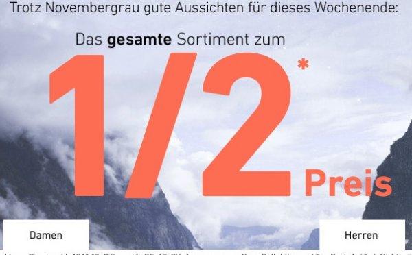 Dress for Less - Gesamte Sortiment zum 1/2 Preis - ggf. nochmal -10%/ -20%