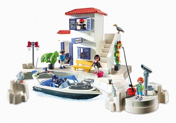 """Playmobil """"Supersonderangebote"""" u.a. Hafenpolizei mit Schnellboot @playmobil.de"""