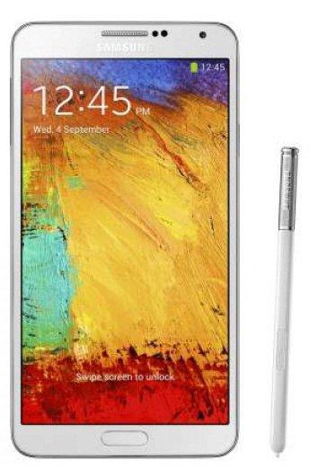 Samsung Galaxy Note 3 N9005 32GB LTE weiß EU  für 445 €