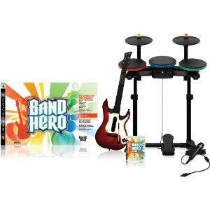 Band Hero Bundle für PS3 @ amazon (uk)
