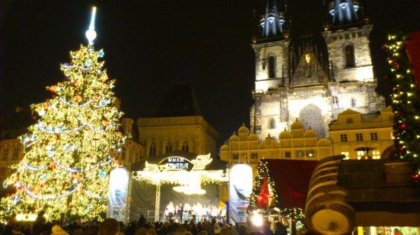 PRAG Weihnachtsmarkt  > verlängertes WE 4Tage/3Nächte > inkl.Hin-und Rückfahrt FlixBus > inkl.4*Hotel (85%Holidaycheck) > inkl.Frühstück > inkl. 72h-Nahverkehr-Ticket = 86,30EUR/Person