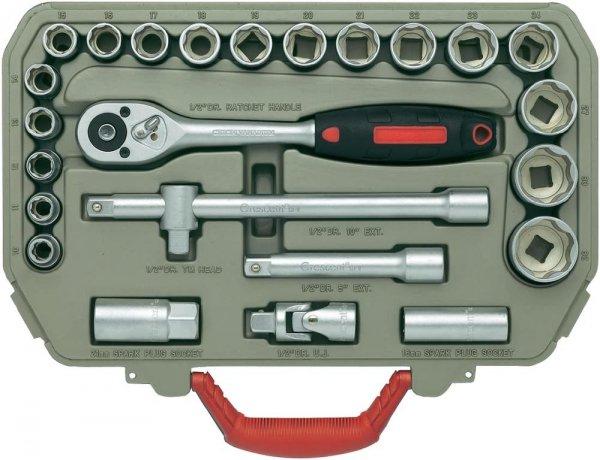 """Crescent CTK25 EU 1/2"""" Steckschlüsselsatz 22,00 € inkl. VK voelkner (mit qipu noch günstiger)"""