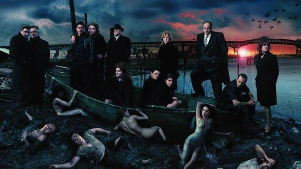 DVD-Box -  Die Sopranos - Die ultimative Mafiabox   [@ Amazon.de]   für 46,97 €
