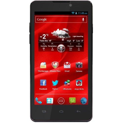 Prestigio Multiphone 4505 Duo [Android 4.1, 1,2 GHz DualCore CPU, 8MP, Dual-SIM]