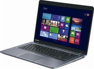 Toshiba Satellite U840t-101 silber Touch Ultrabook 500GB 32GB SSD Cache @Cyberport