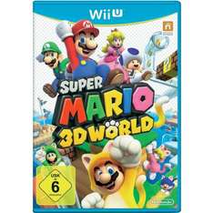 Super Mario 3D World Wii U bei Conrad 44,95€