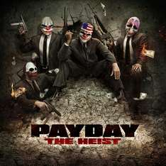 [STEAM] Payday The Heist