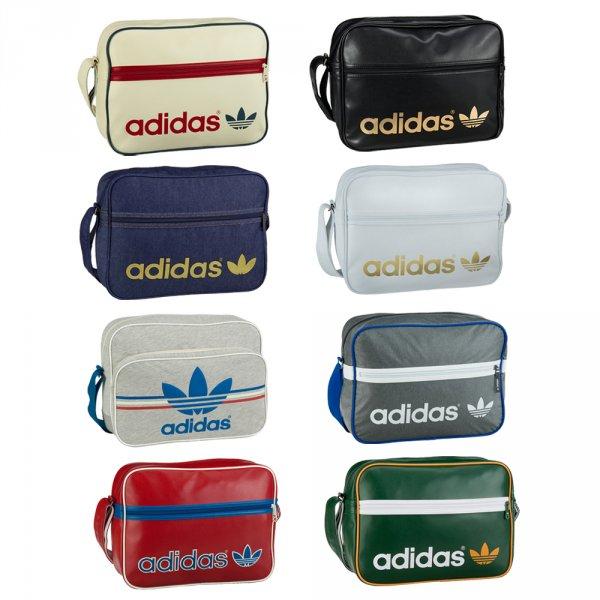 Adidas Originals Adicolor Airliner Umhängetaschen für 29,80€ (40% Rabatt ggü. UVP)
