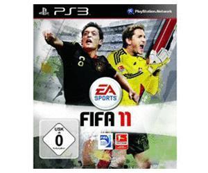 Fifa 11 für PS3  - Conrad B-Ware inkl. Versandkosten