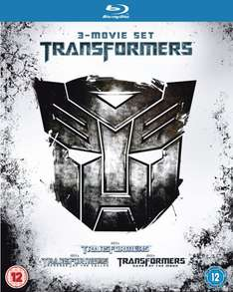 [Uk] Transformers - Trilogy [3 x Blu-ray] - ca. 16,87 €