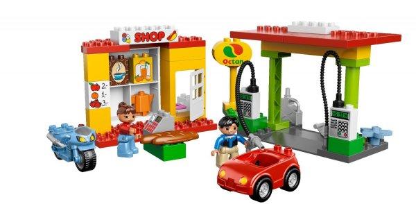 "Lego™ - ""Duplo: Tankstelle"" (6171) ab €18,31 [@Galeria-Kaufhof.de]"