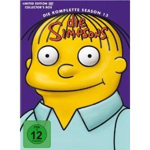 Simpsons - Die komplette Season 13 [Limited Edition] - nur 19,97€