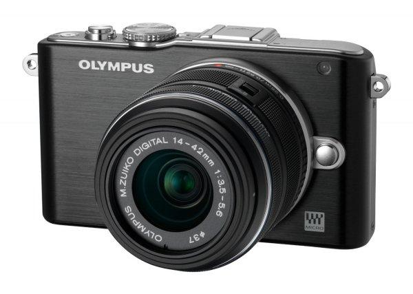 Olympus Pen E-PL3 mit 14-42mm von Amazon WHD für 192,72 Idealo ab 260€