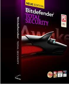 Bitdefender Total Security 1 Jahr für 3 PC
