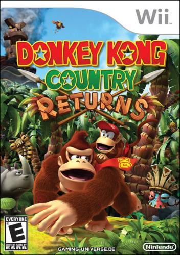 Donkey Kong Country Returns Nintendo Wii - wieder verfügbar