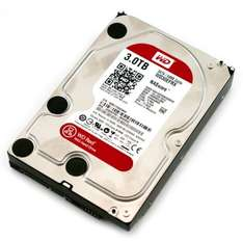 3TB Western Digital RED  WD30EFRX für 99,99€ @ ebay (playcom)