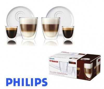 Gläser-Set Espresso und Cappuccino 6-teilig für insgesamt 17,90€ @ Countydeals