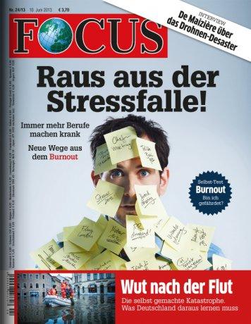 6 Monate Focus für 6,20€ statt 96,20€ durch 90€ Amazon Gutschein