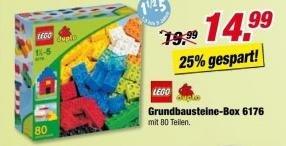 [Rofu, offline] - Lego Duplo Grundbausteine 80 Teile