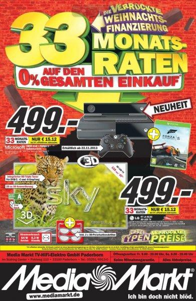[Mediamarkt Paderborn Lokal] LG Fernsehr 47LA6136 499€ idealo = 639€
