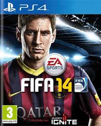 [Voelkner.de] Fifa 14 Playstation 4 bei 75€ Bestellert zusätzlich 10€ Rabatt