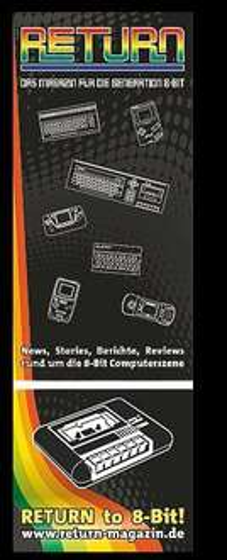 RETURN Magazin Probe-Exemplar / nur Versandkosten!