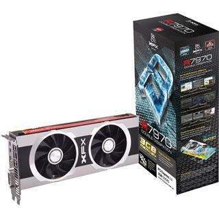 3072MB XFX Radeon HD 7970 925M Dual Fan Aktiv PCIe 3.0 x16 (Retail)