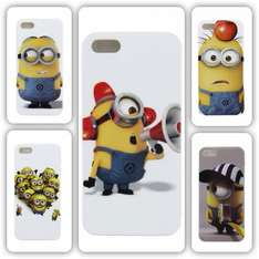 SALE - iPhone 5 5s Minion TPU Cases