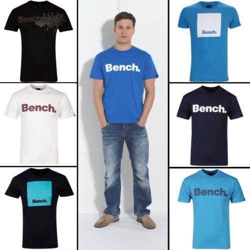 Bench Herren T-Shirt - 11 Varianten je 12,95@ebay