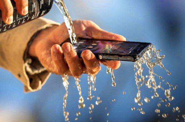 Sony Xperia Z + Allnet Flat (Telefon, SMS + LTE 1 GB)
