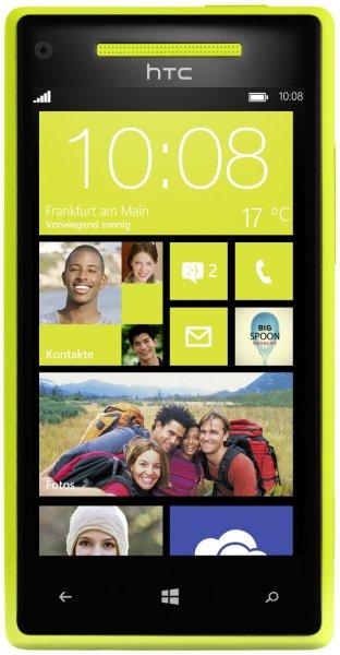 ab 10 Uhr: HTC 8X in blau und gelb @Redcoon Deal!