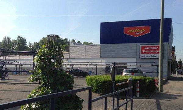 [LOKAL BOCHUM] Kostenlose Autowäsche Mr. Wash Mittwoch 20.11.13 ab 14:00 Uhr