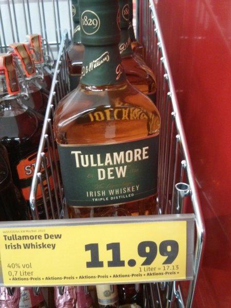 [LOKAL?] Tullamore Dew 0,7l für 11,99€
