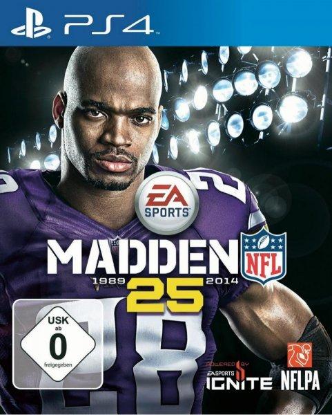PS4 - Madden NFL 25 oder Fifa 14 oder NFS Rivals günstig mit Gutschein bei Voelkner und Zahlung mit Sofortüberweisung.de