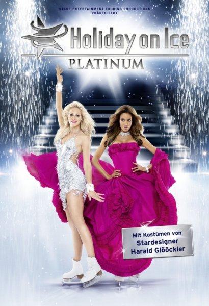 """2 Karten """"Holiday on Ice"""" in PK1 für 39,80 statt 110€ (nur Frankfurt)"""