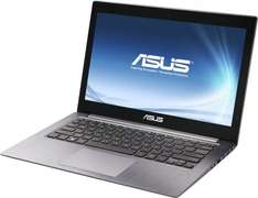 Asus U38N-C4010H (Full-HD - IPS als Multitouch, AMD Quad-Core, USB 3.0, Windows 8) @ZackZack