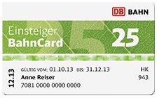 Flinkster Anmeldung für einmalig 19€ statt 50€