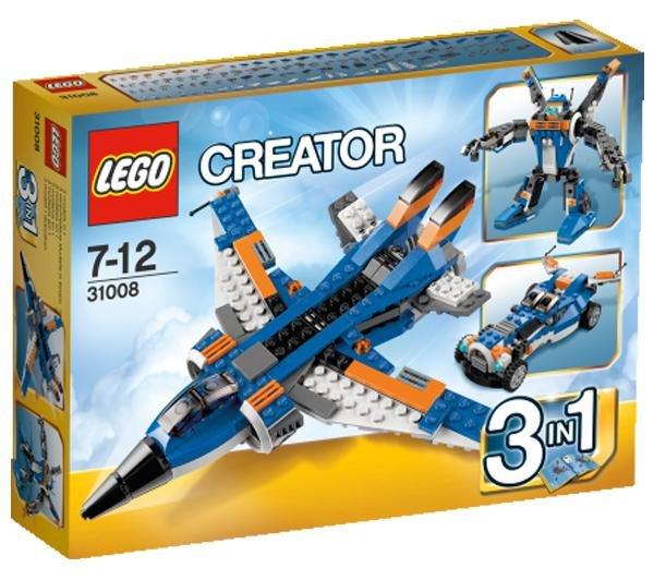 LEGO Creator - Power-Jet - 31008 für 13,21 € @ Pixmania