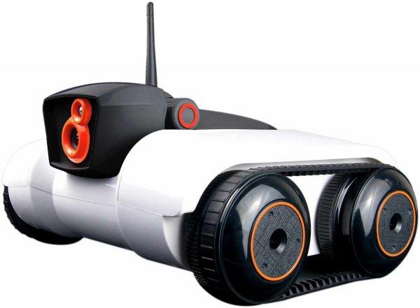 Logicom Spy C Tank mit integrierter Kamera für iOS/Android für 76€ @iBood